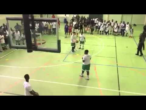 Aidan Kilpatrick 3 Point Contest: Harare International School