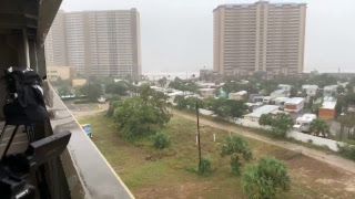 Live coverage Panama Beach FL
