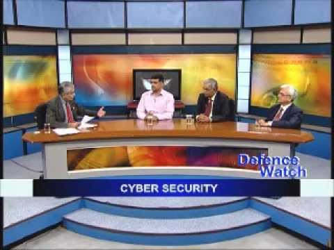 Dr. Kamlesh Bajaj CEO DSCI sharing his views on the Cyber Security in India -Part2