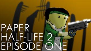 Paper Half-Life 2: Episode One