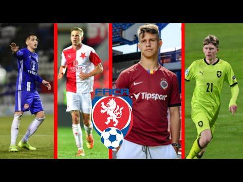TOP 10 CZECH REPUBLIC U21 WONDERKIDS  FW  - Adam Hložek, David Zima