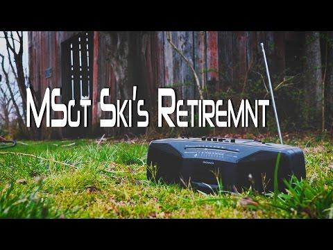 MSgt Ski's Retirement