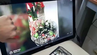 samsung family square on galaxy view and mobile a8