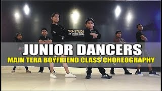 JUNIOR DANCERS DANCE COVER l MAIN TERA BOYFRIEND l CLASS CHOREOGRAPHY l LALIT DANCE GROUP