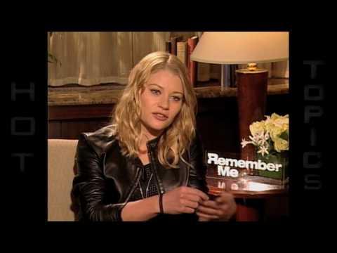 "Download Emilie De Ravin Interview ""Remember Me"""