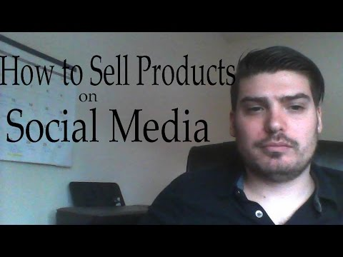 How To Sell Products on Social Media - Use Wanelo and YouTube