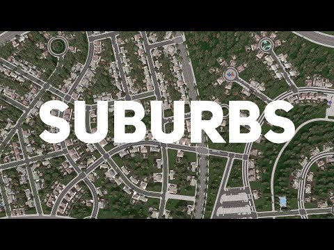 City Design - Suburbs