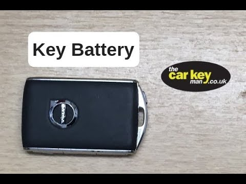 Volvo Key Fob Xe90 Xc90 Key Battery Change How To Youtube