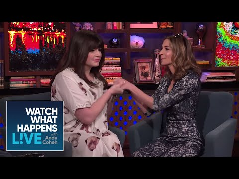 Casey Wilson and Danielle Schneider On Which Real Housewives Should Return? - WWHL - 동영상