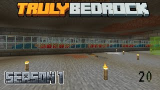 Truly Bedrock Episode 20: AFK nether wart farm