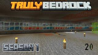 Truly Bedrock Episode 20: AFK nether wart farm