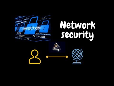 Network security attacks and services
