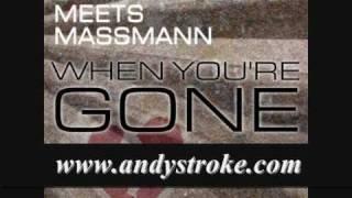 Chris van Dutch meets Massmann - When You're Gone (The Stroker Radio Edit)