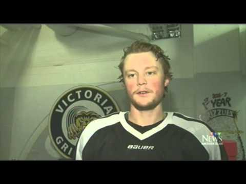 Victoria Grizzlies vs Wenatchee Wild preview on CTV Vancouver Island
