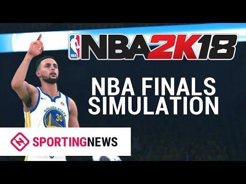 NBA Finals 2018: 'NBA 2K18' predicts Warriors-Cavs series | Sporting