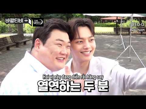 [Vietsub] Hậu trường Hotel Del Luna - Yeo Jin Goo & Lee Ji Eun