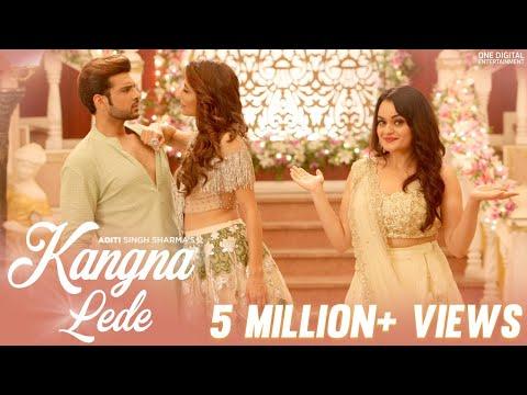 Kangna Lede   Aditi Singh Sharma   Karan Kundrra   Anusha Dandekar   Latest Punjabi Song 2020  