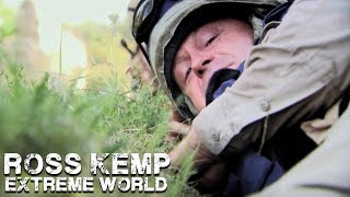 Ross Gets Pinned Down By Taliban AK-47 & RPG Gunfire | Ross Kemp Extreme World