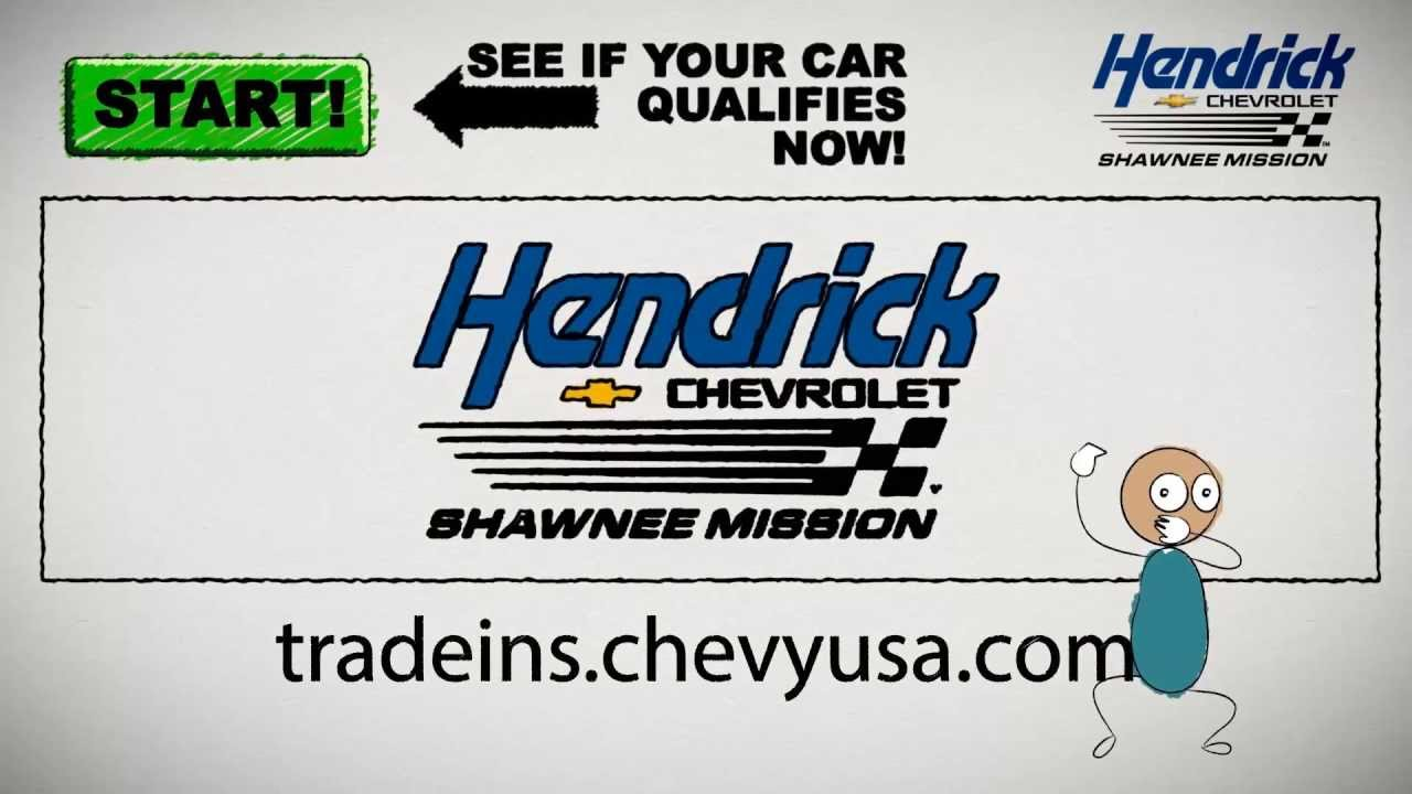 Hendrick Chevrolet Shawnee Mission Wants To Buy Your Used Car!   YouTube