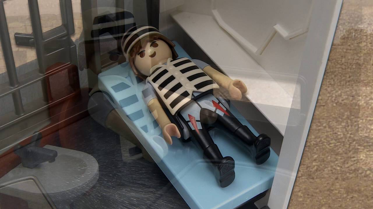 Prisión Pandidotv Playmobil Policía La Escape De vm8wNn0