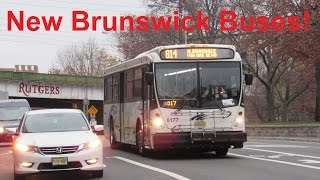 NeoplanDude S4EP64 Buses Of New Brunswick NJ!
