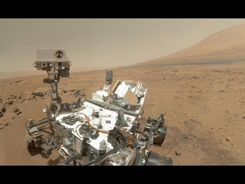 Curiosity Rover Captures intelligently Made object In Photo ~ 2017