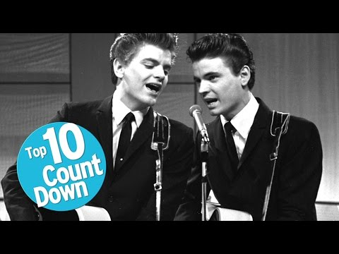 Top 10 Rock Vocal Harmonies