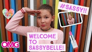 One of SassyBelle's most viewed videos: WELCOME TO SASSYBELLE!