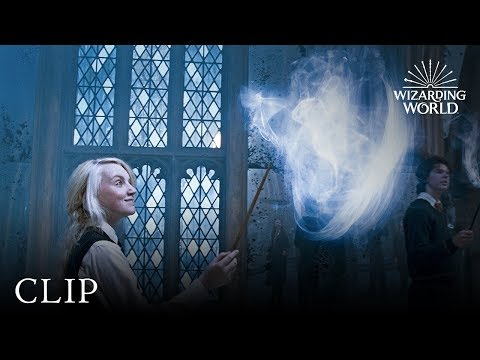 Đoàn Quân Dumbledore Bí Mật Dạy Hú Hồn Thần Hộ Mềnh (Harry Potter Và Mệnh Lệnh Phượng Hoàng)