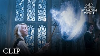 Baixar Dumbledore's Army Secretly Masters the Patronus Charm | Harry Potter and the Order of the Phoenix