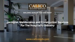 Commercial Janitorial, Maintenance and Construction Services for the Hospitality Industry
