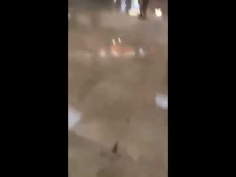 J. Cortez - FUNNY: Band Plays Titanic Theme While Mall Gets Flooded
