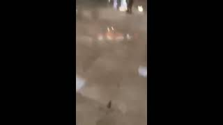 Mall Floods, Band Plays Titanic Song