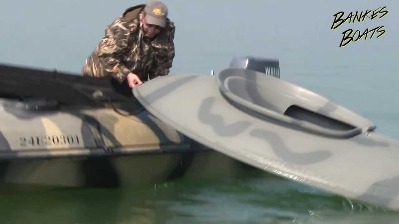 Bankes Boats One Man Pumpkinseed Layout Boat