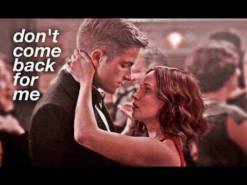 Katniss Peeta Ii Don T Come Back For Me Youtube