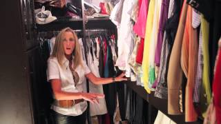 How To Make A Closet Pants Rack : Home Design Tips & Tricks