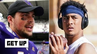 The QBs who could rise up Mel Kiper Jr.'s big board for the 2020 NFL draft | Get Up