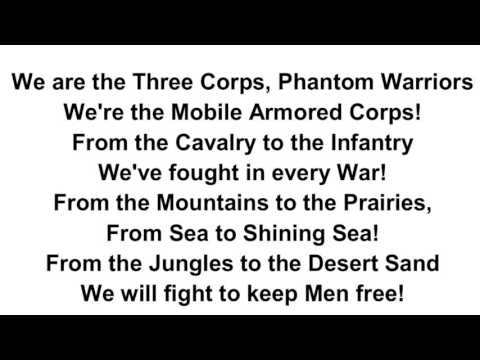 PHANTOM WARRIOR SONG