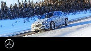 Mercedes-Benz A-Class: Winter Testing
