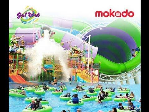 Go Wet Water Park Grand Wisata Bekasi