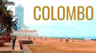 COLOMBO - Hauptstadt von Sri Lanka | Vlog