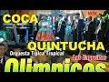 [FULL AUDIO ] COCA QUINTUCHA MIX - HUAYNO -ENGREIDOS OLIMPICOS DE HUANCAYO