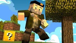 Minecraft | MI EQUIPO SUICIDA!! | Minijuego LUCKY ISLANDS c/ Luzu
