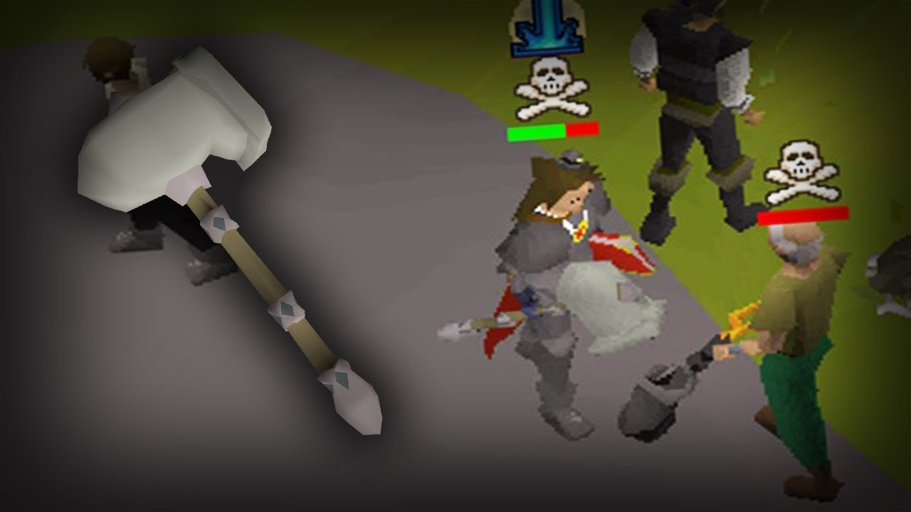 Granite Hammer Pure Pking And Nose Booping