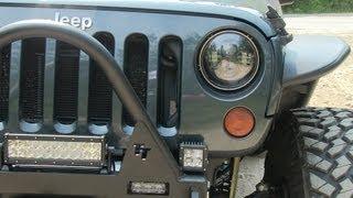 2013 Rock Devouring Srt 6.4l Hemi Jeep Wrangler Reviewed ( Part 1)