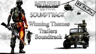 BFBC2 Vietnam FULL Soundtrack - Winning and Official Trailers themes