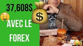 37,608$ de PROFIT avec le FOREX trading ! 💰 Les temps ont changé ! 😍