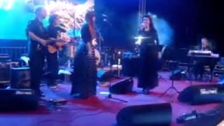 Doris Dragovic-Ti si moja ljubav stara, (LIVE, Petrovac, 2014)