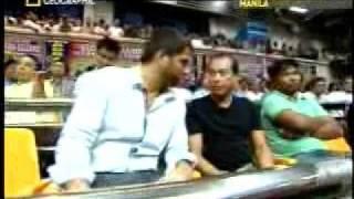 Biboy Enriquez on Don't Tell My Mother: Manila