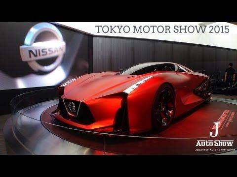 TOKYO MOTOR SHOW 2015 - 東京モーターショー2015・総集編